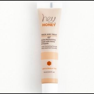 3/$15 hey Honey CC cream Light to Medium
